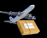 International parcels delivery